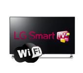 Подключение телевизора LG к WiFi