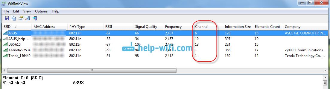 Как найти свободный Wi-Fi канал