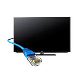 Подключение к сети на телевизоре Samsung
