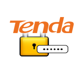 Установка пароля на Tenda