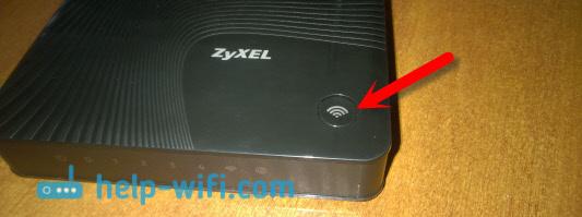 Кнопка отключения Wi-Fi