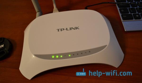 Восстановленный маршрутизатор Tp-Link