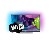 Philips Smart TV (Android TV): подключение к Wi-F