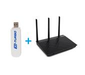 Интернет с 3G USB модема по Wi-Fi