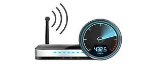 Низкая скорость интернета по Wi-Fi сети