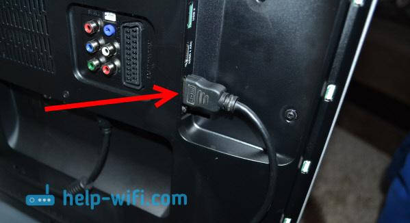 Как подключить телевизор к компьютеру через hdmi windows 10