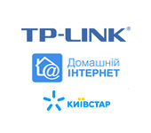 Настройка Tp-Link для Киевстар