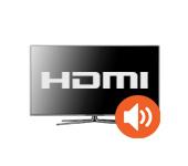 Настройка звука по HDMI на телевизоре