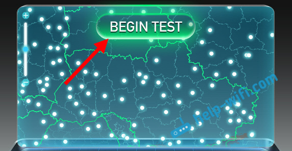 Проверка скорости интернета на компьютере