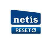 Reset на роутере Netis