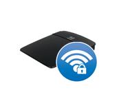 Смена пароля Wi-Fi сети на Linksys