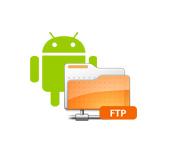 Настройка FTP на Android