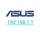 Заводские параметры роутера ASUS