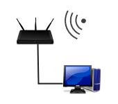 WiFi роутер в качестве адаптера