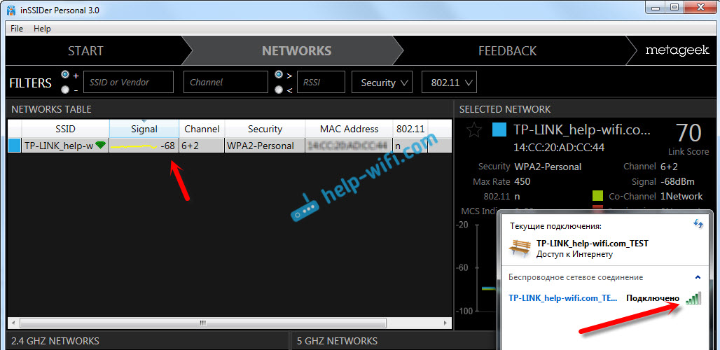Тестирование Wi-Fi антенн TP-LINK TL-ANT2408CL