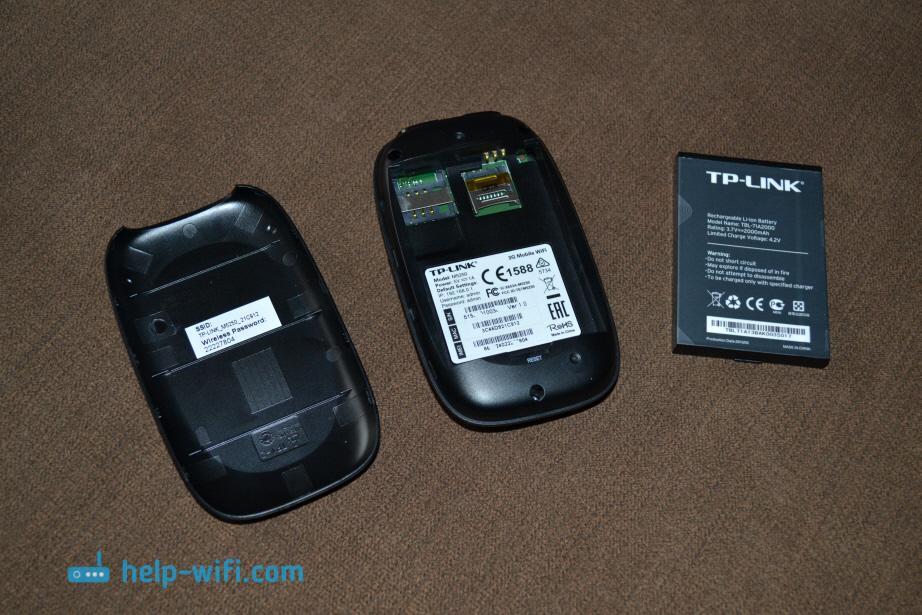 Обзор TP-LINK M5250