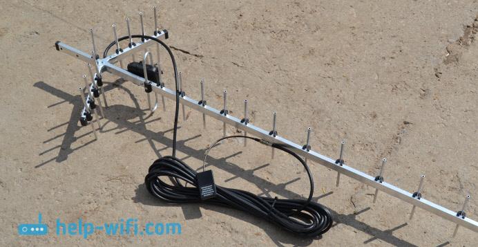 CDMA антенна 24 Дб для Интертелеком