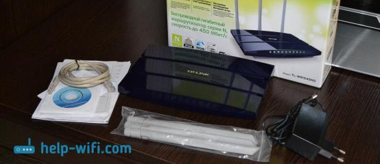 Настройка роутера TP-LINK TL-WR1045ND