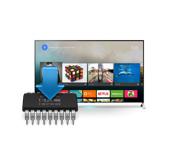 Обновление ПО на Philips Android TV