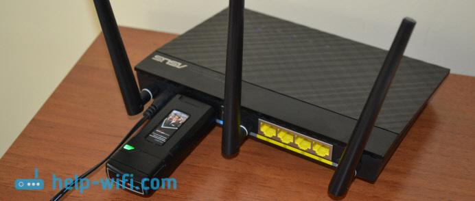 Wi-Fi в частном доме через 3G/4G модем