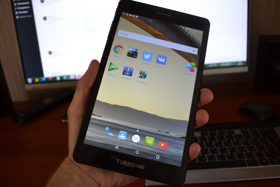 Экран планшета TurboPad 802i