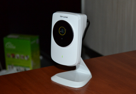 Настройка облачной IP-камеры TP-LINK NC250