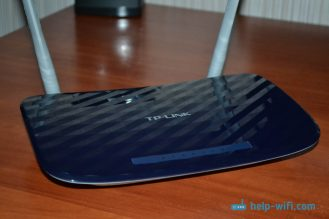 TP-LINK Archer C20: роутер с Wi-Fi 5GHz и USB