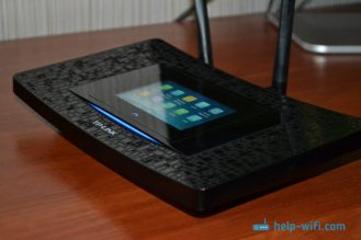 TP-Link AC1900 Touch P5