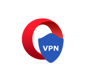 Встроенный VPN в браузере Opera