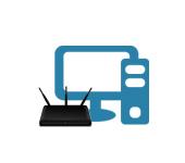 Роутер раздает интернет только когда включен ПК