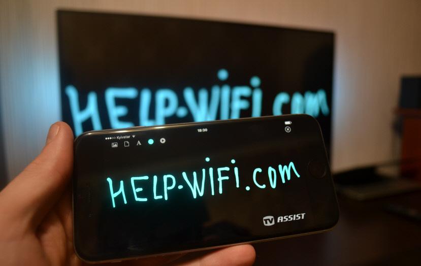 Трансляция изображения с iPhone, или iPad на телевизор без Apple TV