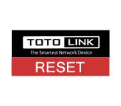 Reset на Totolink