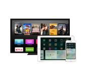 Передача изображения с iPhone (iPad) на телевизор по Wi-Fi