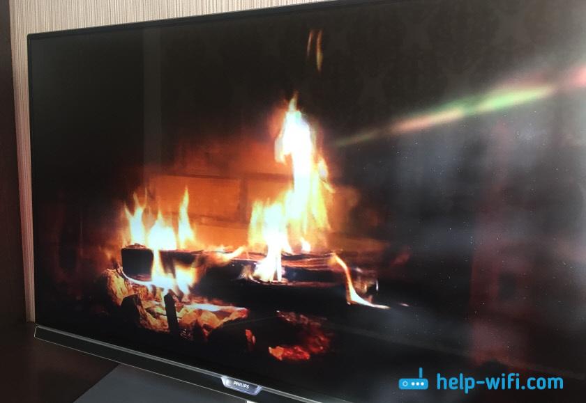Воспроизведение видео с YouTube на телевизоре в Windows 10