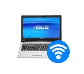 Настройка Wi-Fi на ноутбуках ASUS