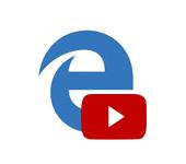 Трансляция онлайн видео из браузера Microsoft Edge