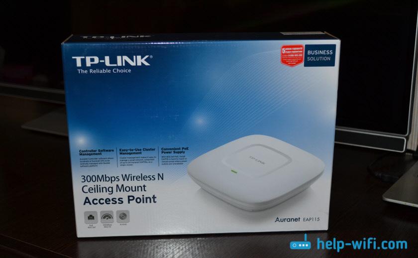 Упаковка TP-Link EAP115