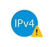Подключение IPv4 без интернета