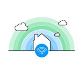 Место для расположения Wi-Fi роутера