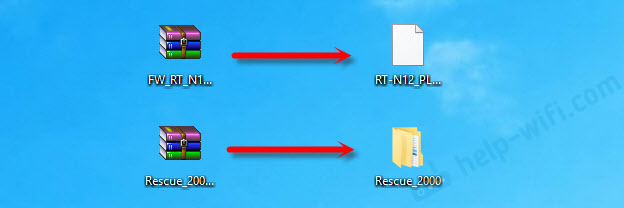 Извлекаем файлы из архивов