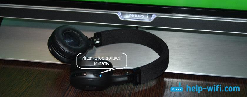 Подключение Bluetooth наушников к телевизору Philips и Sony