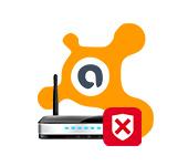 Avast: проверка Wi-Fi роутера и предупреждения