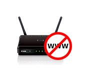 D-Link: блокировка сайтов на роутере
