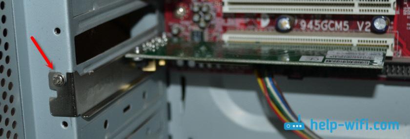 Подключение Wi-Fi адаптера TP-Link TL-WN851ND