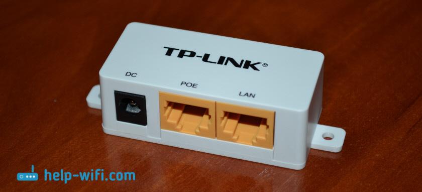 PoE от TP-Link