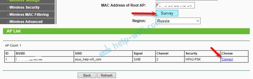 Точка доступа TP-Link как усилитель Wi-Fi