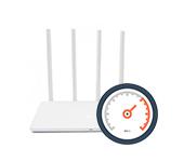 Скорость Wi-Fi сети через роутер Xiaomi