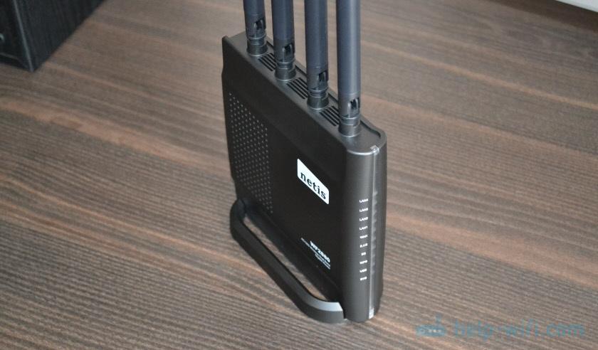 Netis WF2880 на подставке