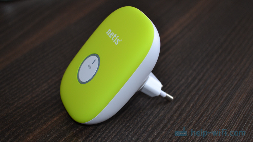 Wi-Fi усилитель Netis E1+