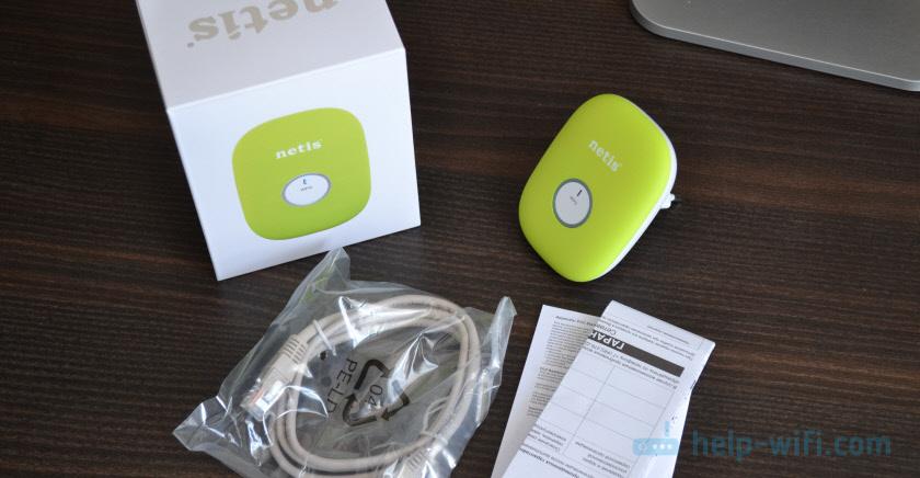Netis Wireless N E1+